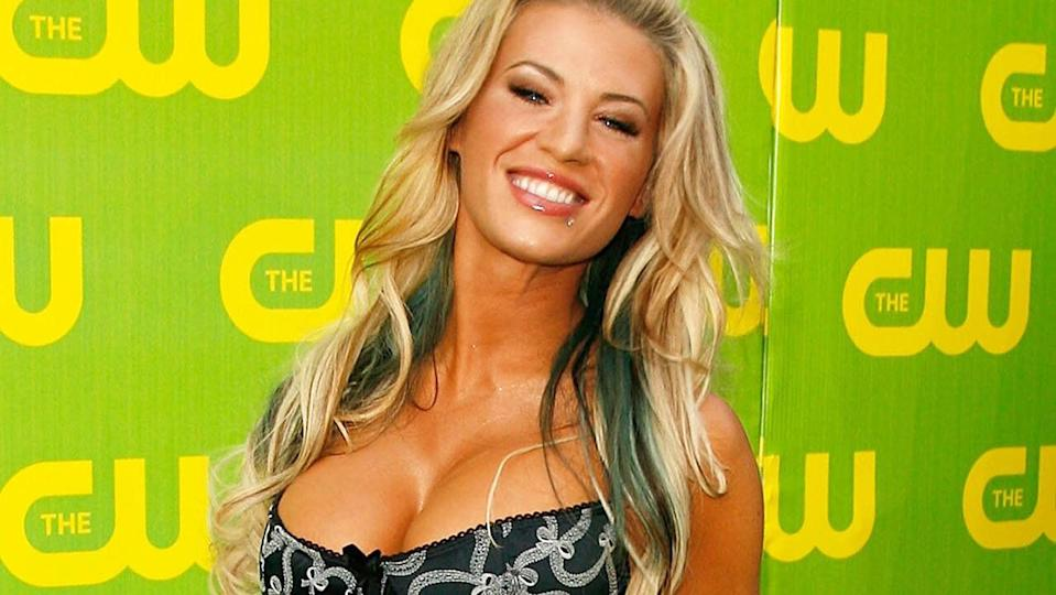 Ashley Massaro in 2006.  (Photo by Kevin Winter/Getty Images)