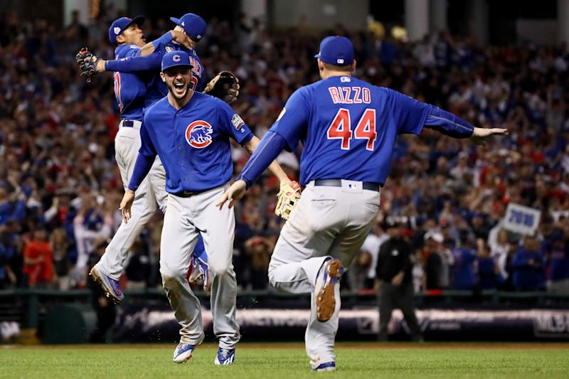 Cubs Favored To Repeat As World Series Champs