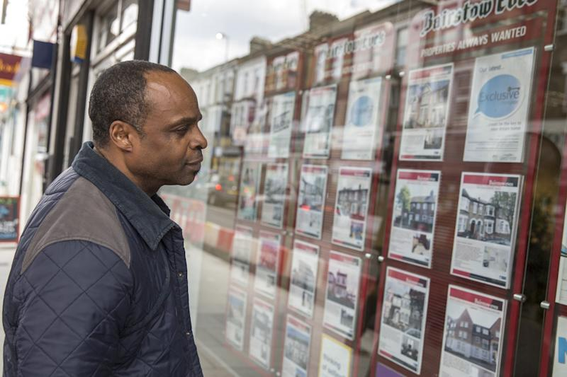 London's housing crisis is showing nice signs of letting up: Rob Stothard/Getty Images