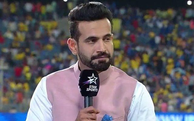 Irfan Pathan retired from cricket last year