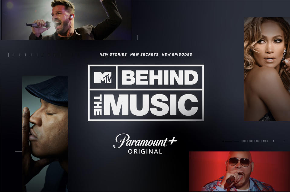watch behind the music paramount+ - Credit: Paramount+