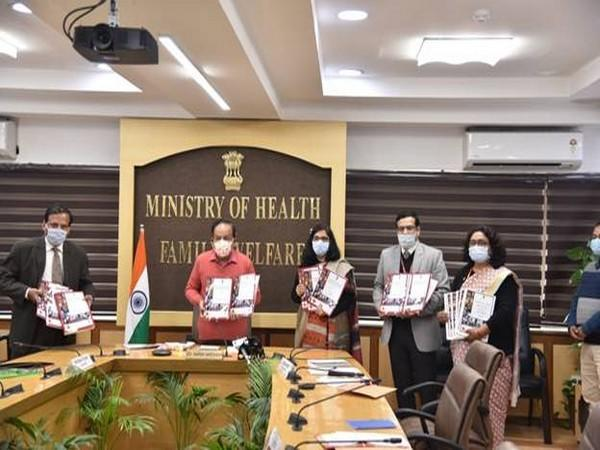Dr. Harsh Vardhan releases Longitudinal Ageing Study of India Report (Photo: PIB)