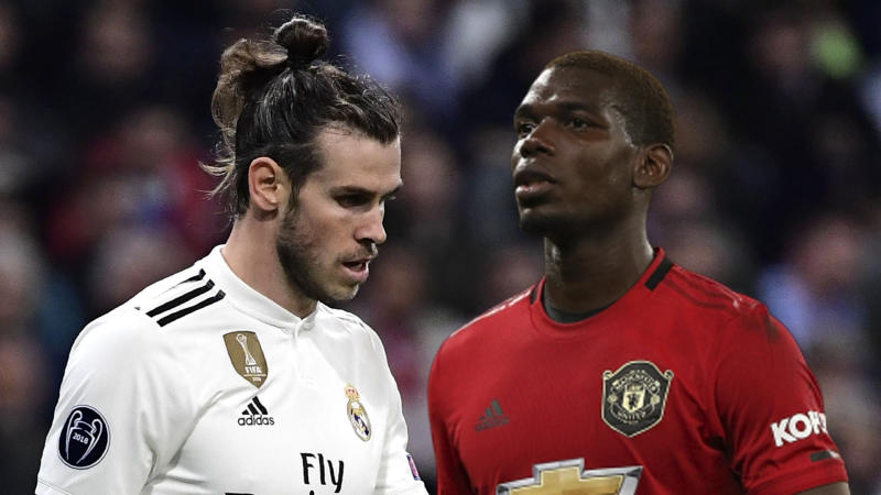 Real Madrid swapping 'irreplaceable' Bale for Pogba 'would be a mistake', says Calderon