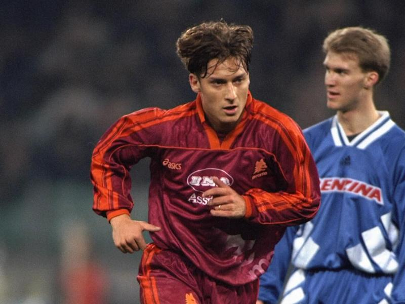 Roma first joined Roma aged just 13 (Getty)
