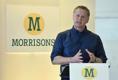 Morrisons says talk of firm as takeover target 'pure speculation'