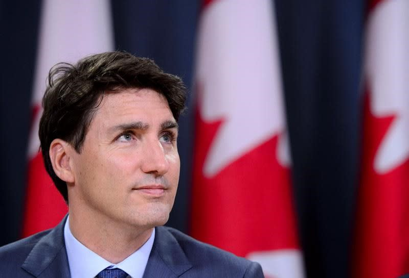 Trudeau to meet Pelosi, McConnell, as well as Trump in Washington