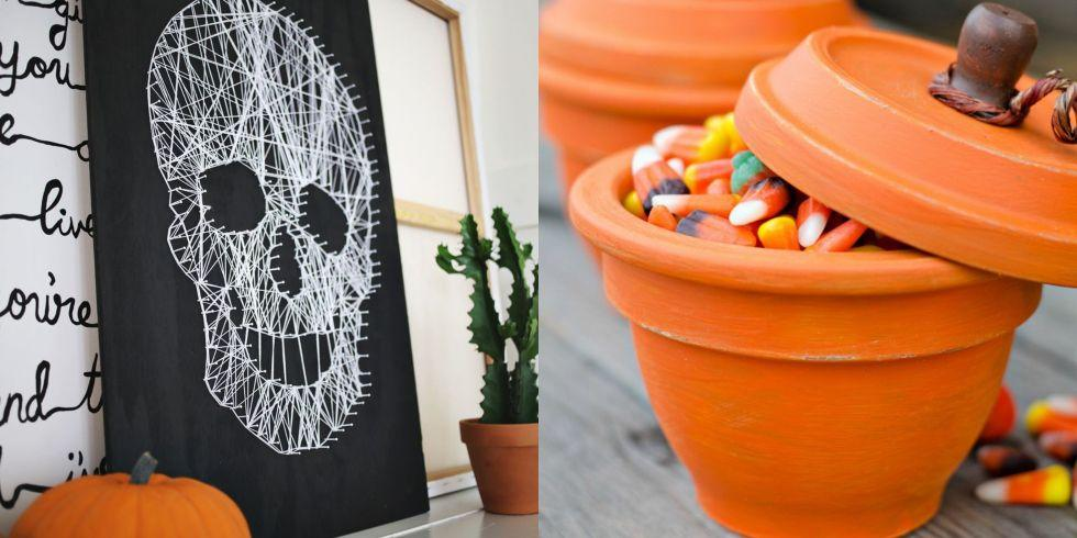 "<p>Cut and glue your way to perfect Halloween decor with these projects that will wake up every part of your home  -  the exterior, the kitchen table, the mantle, you name it! When you finish all of these, check out our <a rel=""nofollow"" href=""http://www.womansday.com/home/crafts-projects/g2490/halloween-kids-crafts/"">Halloween ideas for kids</a> and <a rel=""nofollow"" href=""http://www.womansday.com/home/crafts-projects/how-to/g2552/fall-crafts/"">fun fall crafts</a>.</p>"