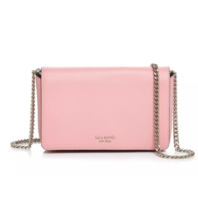 Kate Spade New York Medium Chain Wallet Leather Crossbody. (Photo: Bloomingdale's)