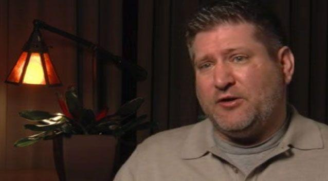 Marc Headley and his wife escaped Scientology in 2005. Photo: 7News