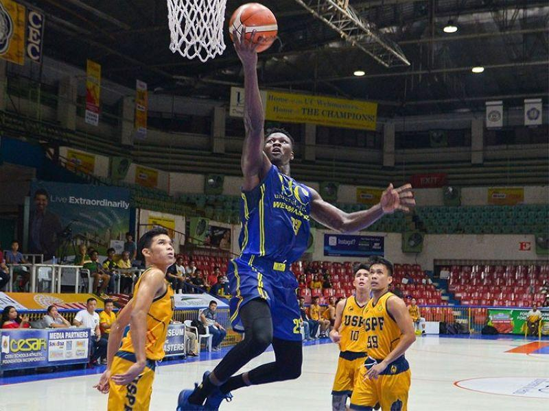 UC's Tosh Sesay cleared by Cesafi to play in semifinals vs UV
