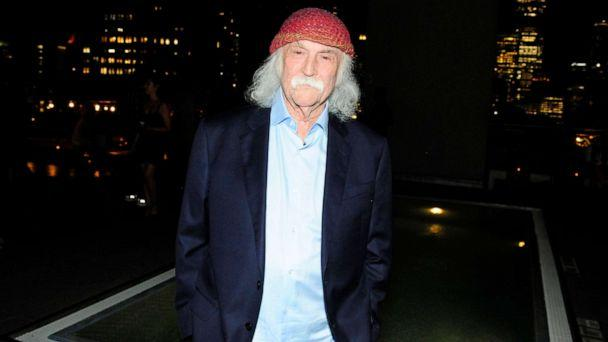 PHOTO: David Crosby attends 'David Crosby: Remember My Name' at The James Hotel, July 16, 2019, in New York City. (Paul Bruinooge/Patrick McMullan via Getty Image)