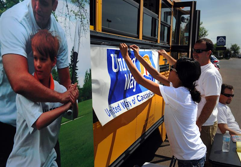 Volunteers are needed for the annual Stuff the Bus school supply drive on Aug. 8.