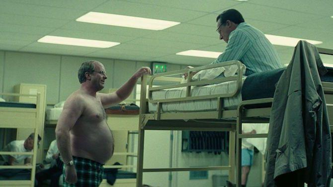 Christian Bale gained weight for Vice (Credit: Annapurna)