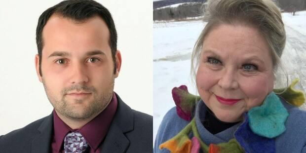 Candidate Janet Moser conceded Wednesday night against incumbent Henri Mallet in Fredericton's Ward 12. (Facebook - image credit)