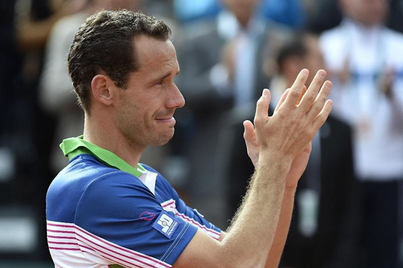 Tennis - Llodra to advise Belgium in Davis Cup