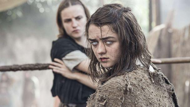 PHOTO: Maisie Williams as Arya Stark in the 'Game of Thrones.' (Macall B. Polay/HBO)