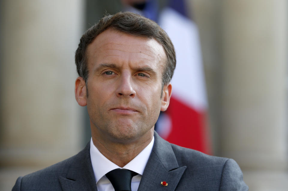The move by France has been described as