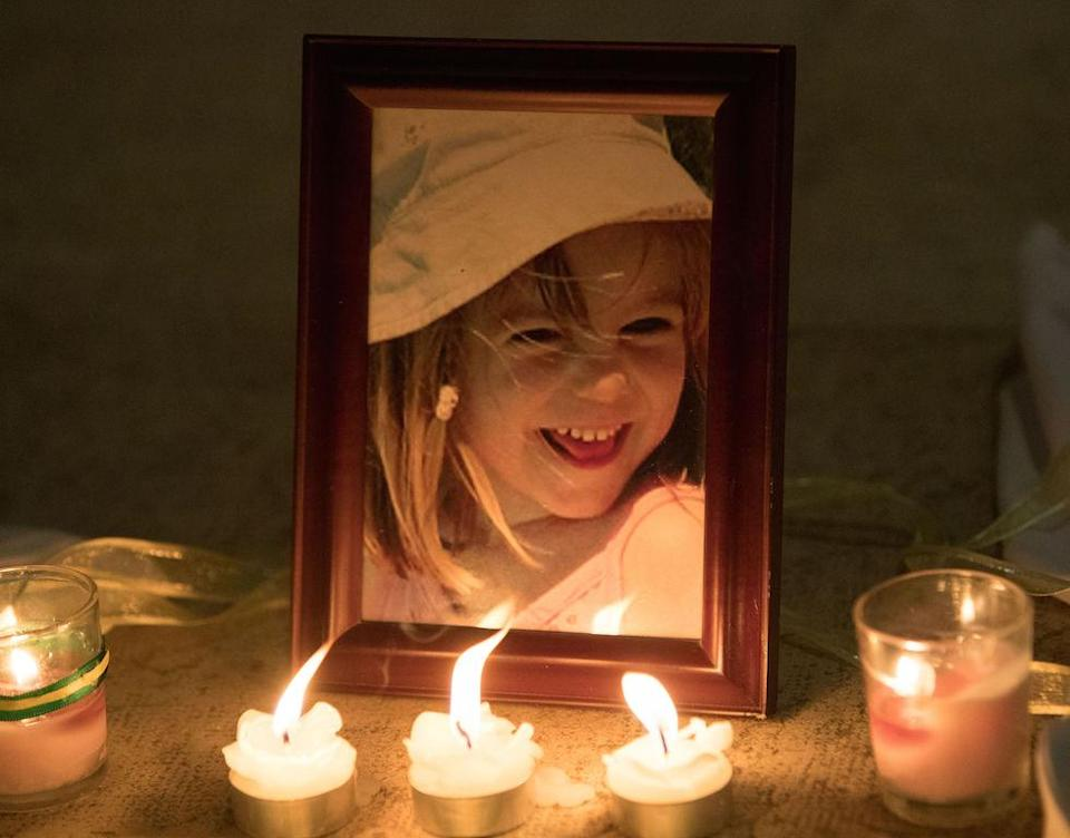 Madeleine McCann went missing in Portugal in 2007 (Picture: PA)