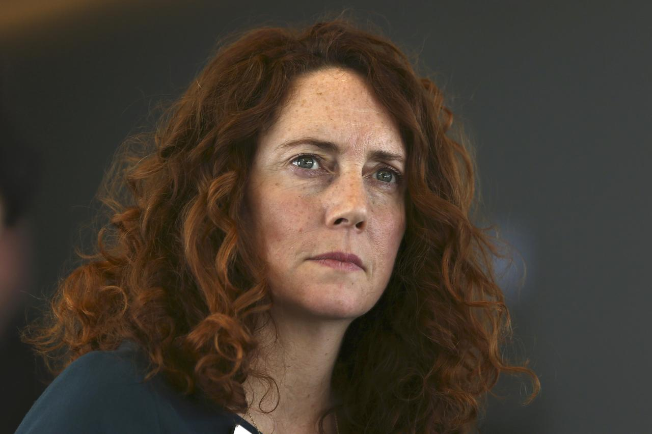 Rebekah Brooks, CEO of News UK, attends The Times CEO summit in London, Britain June 28, 2016.  REUTERS/Neil Hall