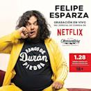 """<p>Felipe Esparza won <a href=""""https://www.youtube.com/watch?v=vcEKKqxEIBQ"""" rel=""""nofollow noopener"""" target=""""_blank"""" data-ylk=""""slk:Last Comic Standing in 2010"""" class=""""link rapid-noclick-resp"""">Last Comic Standing in 2010</a>, and has been busy ever since—with <em>two </em>specials on Netflix coming out in 2020, one in English and one in Spanish. His recent <em>Bad Decision </em>special ventures to dark places, including his struggle with addiction and<a href=""""https://wearemitu.com/things-that-matter/felipe-esparza-talked-to-us-about-ditching-gang-life-meeting-louis-ck-and-his-new-hbo-special/"""" rel=""""nofollow noopener"""" target=""""_blank"""" data-ylk=""""slk:time in a gang in L.A"""" class=""""link rapid-noclick-resp""""> time in a gang in L.A</a>. </p><p><a class=""""link rapid-noclick-resp"""" href=""""https://www.netflix.com/title/81307960"""" rel=""""nofollow noopener"""" target=""""_blank"""" data-ylk=""""slk:Watch His Netflix Special"""">Watch His Netflix Special</a></p><p><a href=""""https://www.instagram.com/p/B6_zHwVjXvx/"""" rel=""""nofollow noopener"""" target=""""_blank"""" data-ylk=""""slk:See the original post on Instagram"""" class=""""link rapid-noclick-resp"""">See the original post on Instagram</a></p>"""