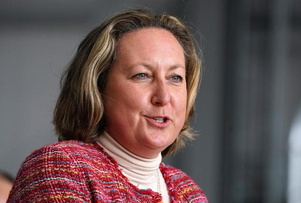 Secretary of State for International Trade Anne-Marie Trevelyan (Andrew Milligan/PA) (PA Wire)