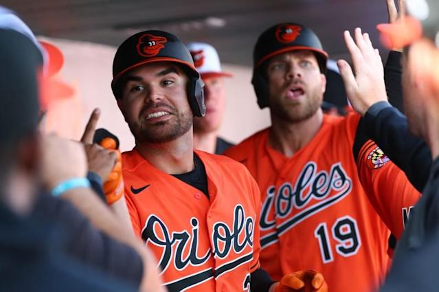 MLB: Spring Training-Tampa Bay Rays at Baltimore Orioles