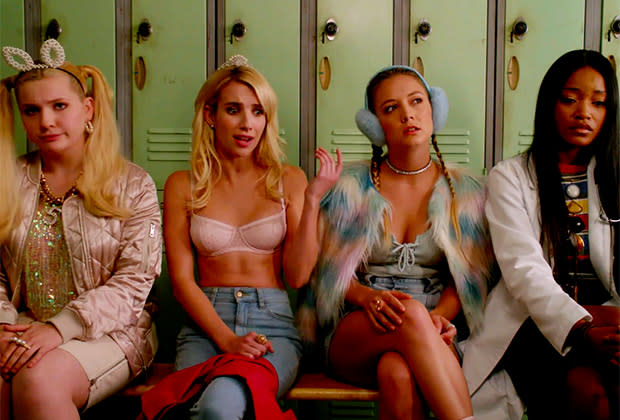 Scream Queens Season 2 Clips Released