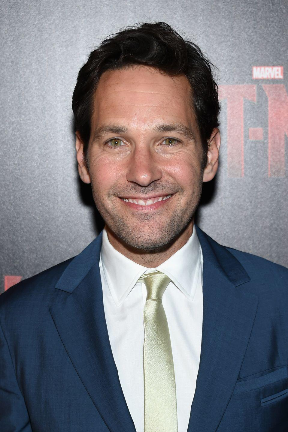 <p>If you've ever wanted to see Paul Rudd in a 2000-era sci-fi cop movie from Hong Kong, look up his role in <em>Gen-Y Cops.</em> Or don't. </p>