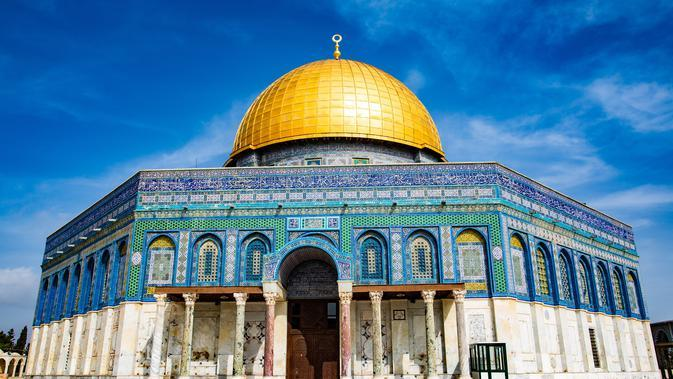 Dome of the Rock in Jerusalem (unsplash.com/StaceyFranco)