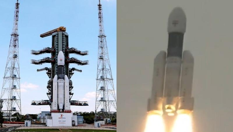 Chandrayaan 2 Launched Successfully and Twitterati Takes Off With Hearty Congratulations to ISRO