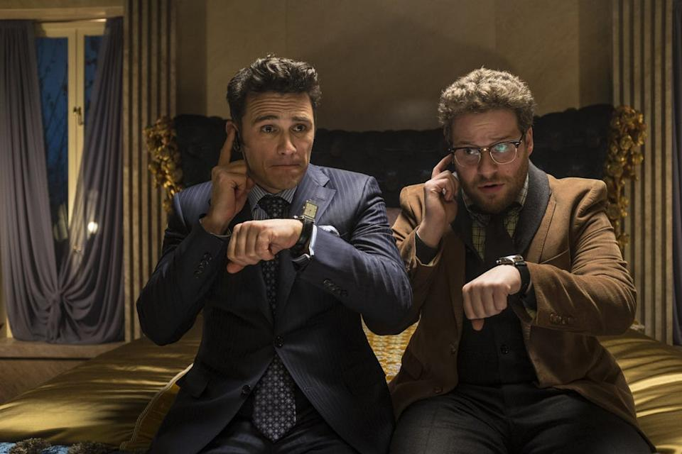 Seth Rogen opens up about the Sony hacking scandal that ruined the release of The Interview (Image by Sony Pictures Releasing)