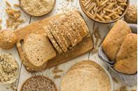 """<p>Whole grains are great for you, and that's something marketers are unfortunately exploiting. If something contains whole grains, it should explicitly say it. But if the label reads """"made with whole grains,"""" it's a little dicey. """"It actually means it's not 100 percent whole grain and probably has little whole grains,"""" Upton says.</p>"""