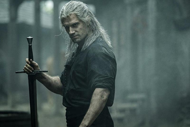 Henry Cavill in The Witcher (Credit: Netflix)