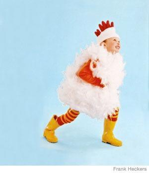"<div class=""caption-credit""> Photo by: Frank Heckers</div><div class=""caption-title"">Chicken Costume</div><p> This cute costume starts with an oversize sweatshirt -- no sewing needed. </p> <p> <a href=""http://www.parenting.com/article/Toddler/Activities/Chicken-21354912?src=syn&dom=shine"" rel=""nofollow noopener"" target=""_blank"" data-ylk=""slk:How to Make the Chicken Costume"" class=""link rapid-noclick-resp"">How to Make the Chicken Costume</a> <br> <a href=""http://www.parenting.com/activity-parties-article/Activities-Parties/Celebrations/Halloween-Central-21355156?src=syn&dom=shine"" rel=""nofollow noopener"" target=""_blank"" data-ylk=""slk:More Costumes at Halloween Central"" class=""link rapid-noclick-resp"">More Costumes at Halloween Central</a> </p>"