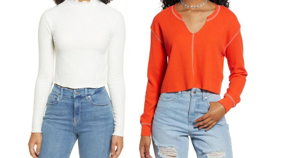 expensive-looking tops
