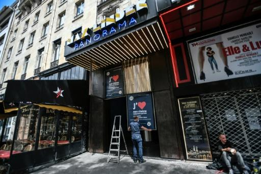 The French have a love affair with cinema and the Max Linder Cinema Theatre in Paris is just one of the many preparing for Sunday's big post-lockdown reopening