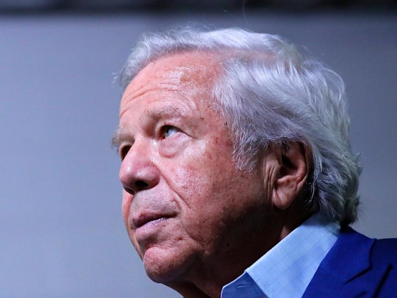 Robert Kraft: New England Patriots owner apologises over prostitution case