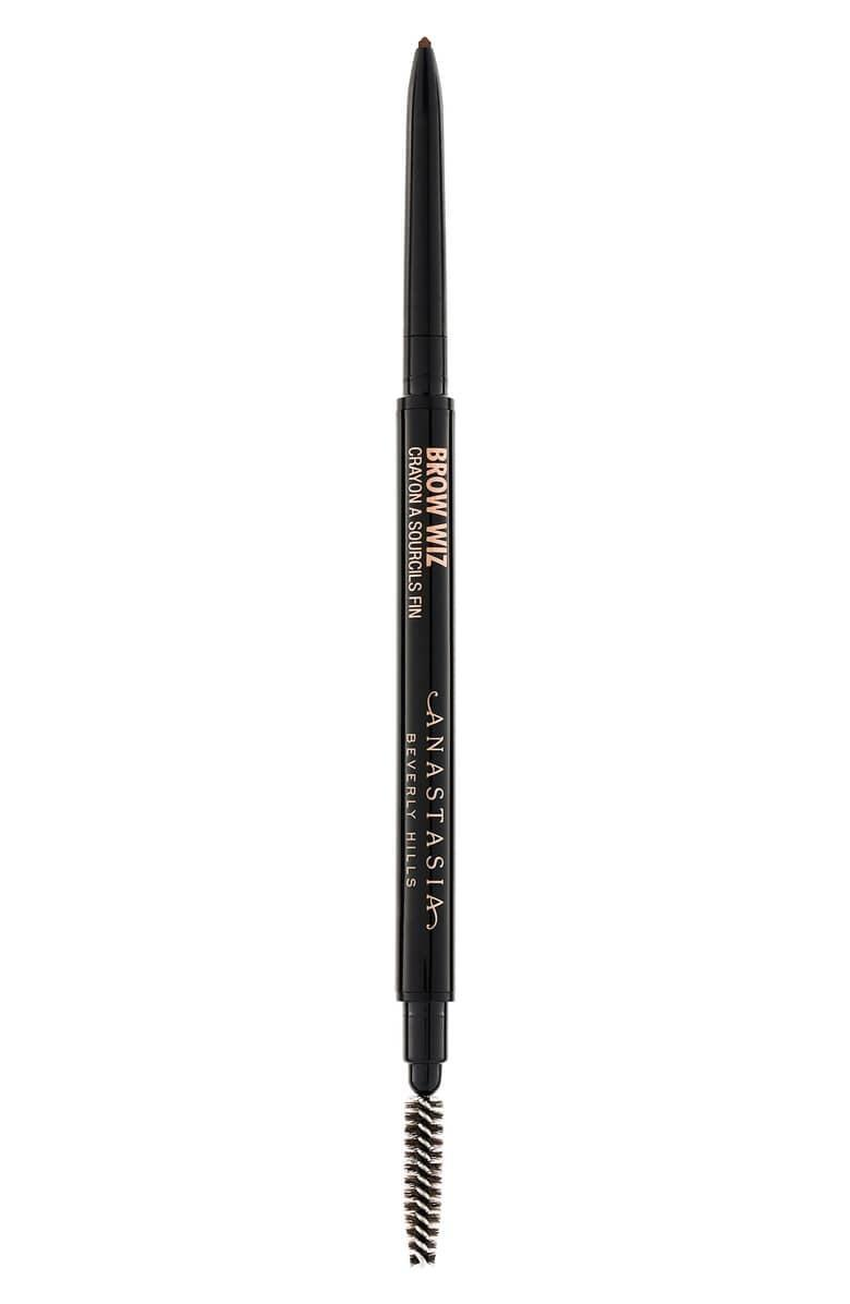 """<p><strong> The Product:</strong> <span>Anastasia Beverly Hills Brow Wiz Mechanical Brow Pencil</span> ($21)</p> <p><strong> The Rating: </strong> 4.6 stars, over 700 reviews</p> <p><strong> Why Customers Love It: </strong> Drawing on brows is a serious art form. This pencil is known for its tiny precision tip to reach every nook and cranny. See what this reviewer had to say. """"This thin eyebrow pencil applies smoothly and precisely creates hair thin strokes. I love the convenient brow brush on the opposite end.""""</p>"""