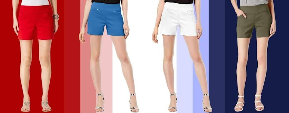 INC International Concepts Pull-On Shorts