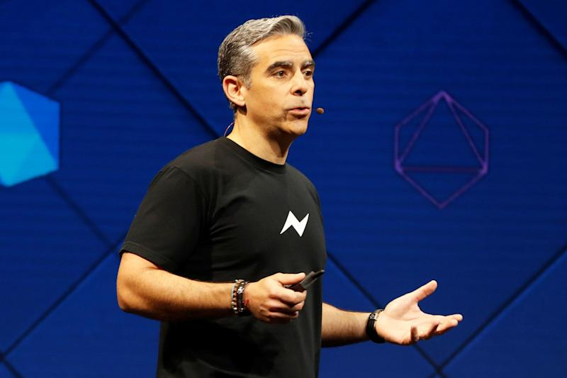Facebook Messenger head says the app is 'cluttered,' and a new design is coming