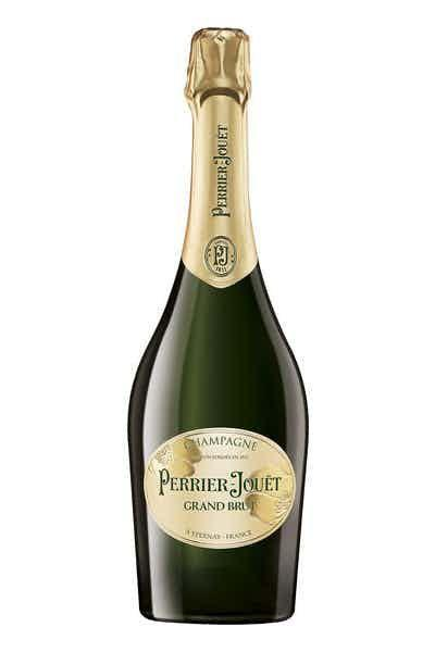 """<p><strong>Perrier-Jouët</strong></p><p>drizly.com</p><p><strong>$54.99</strong></p><p><a href=""""https://go.redirectingat.com?id=74968X1596630&url=https%3A%2F%2Fdrizly.com%2Fwine%2Fchampagne-sparkling-wine%2Fchampagne%2Fperrier-jouet-grand-brut-champagne%2Fp3850&sref=https%3A%2F%2Fwww.harpersbazaar.com%2Ffashion%2Ftrends%2Fg37684777%2Fromantic-gift-ideas-for-women%2F"""" rel=""""nofollow noopener"""" target=""""_blank"""" data-ylk=""""slk:Shop Now"""" class=""""link rapid-noclick-resp"""">Shop Now</a></p><p>Everyone loves some fancy bubbly.</p>"""