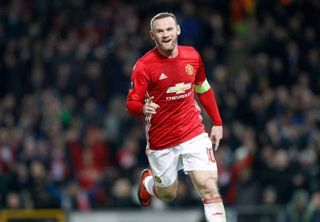 Rooney spent 13 years at United and is the club's record goalscorer