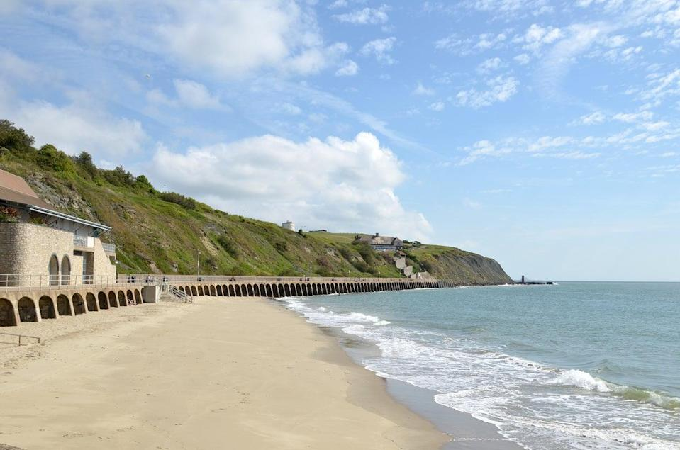 <p>Sunny Sands beach</p> (Getty Images/iStockphoto)