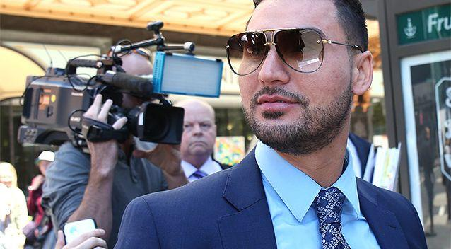 If Salim Mehajer's previous statements are any measure, he has his sights set well beyond Auburn. Photo: AAP