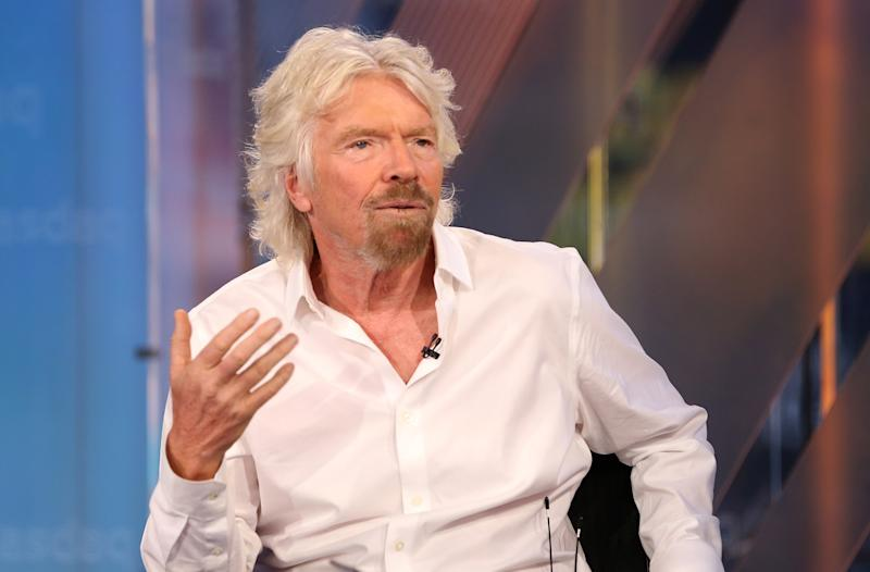 Richard Branson: 'I've never been motivated by making money'—that's helped me become a billionaire