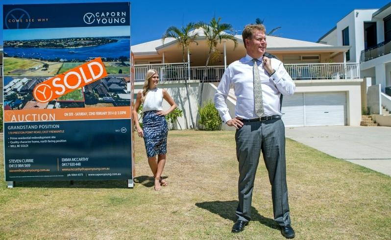 WA appetite for auctions grows