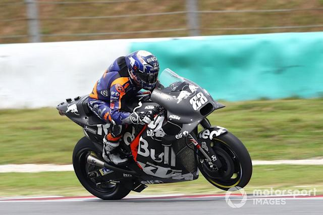"""12º Miguel Oliveira, Red Bull KTM Tech 3 - 1:58.764 <span class=""""copyright"""">Gold and Goose / Motorsport Images</span>"""