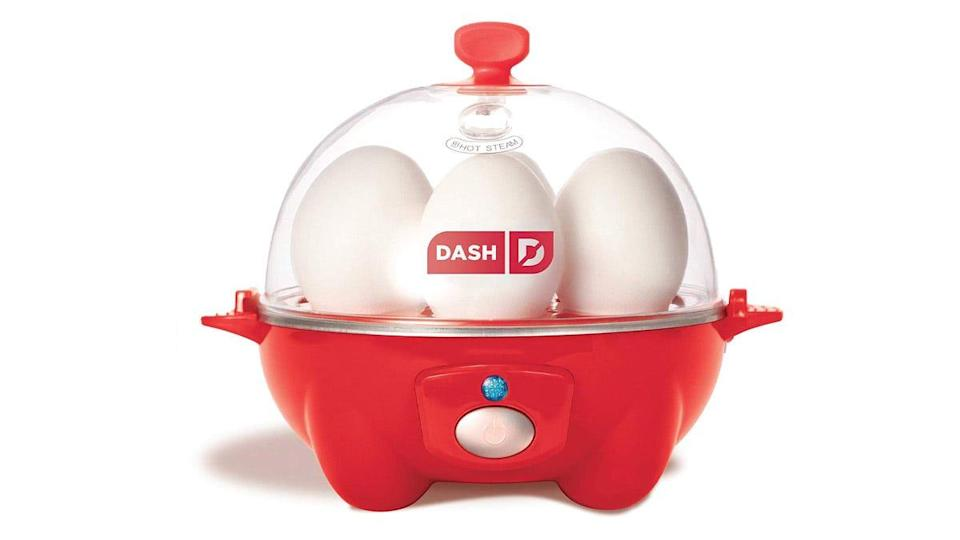 Make omelets, poached eggs and more with this cult-favorite egg cooker.