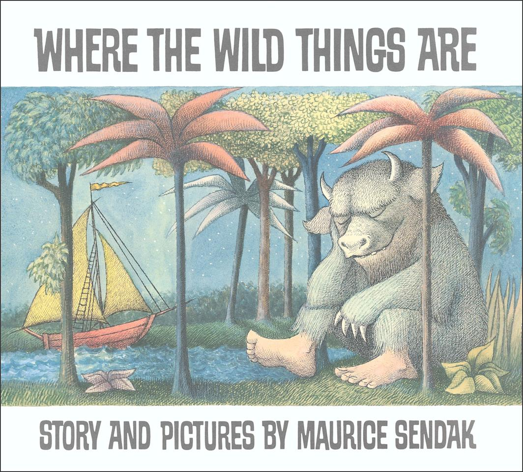 "In this book cover image released by HarperCollins, ""Where the Wild Things Are,"" by Maurice Sendak, is shown. Sendak died Tuesday, May 8, 2012 at Danbury Hospital in Danbury, Conn. He was 83. (AP Photo/HarperCollins)"