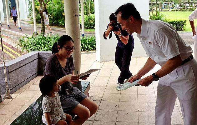 Paternity leave the right step: PAP's Koh